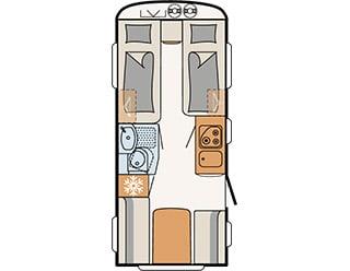 Camper Nomad 460EL 4c Cropped O