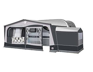 Dorema Garda XL270 Met Uitbouw