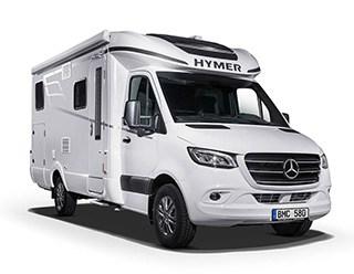 HYMER B MC T 580 Freisteller 3 4 Front
