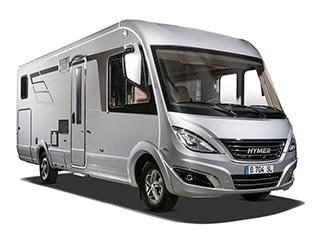 Hymermobil B SL 2018 3 4 Front