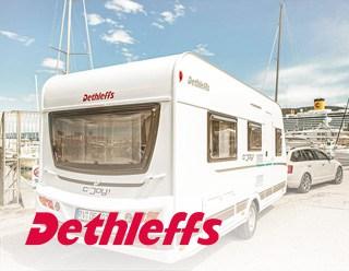 Caravans Dethleffs
