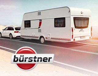 Caravans Burstner