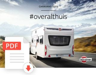 Brochure Burstner Caravan