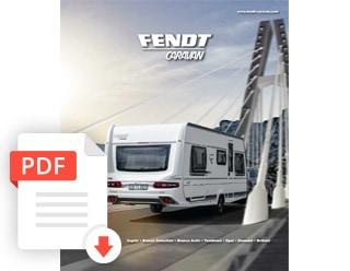 Brochure Fendt Caravan