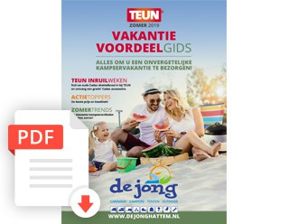 Brochure Teun Zomerfolder