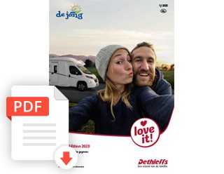 De Jong Hattem Dethleffs Trend Edition Kampeerauto Prijslijst En Technische Gegevens 2020