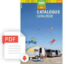De Jong Hattem T@B Caravan Folder Prijslijst En Technische Gegevens 2020
