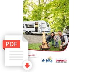 Dethleffs Caravan Prijslijst En Technische Gegevens Modeljaar 2021 De Jong Hattem