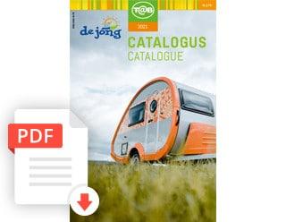 T@B Caravan Prijslijst Modeljaar 2021 De Jong Hattem